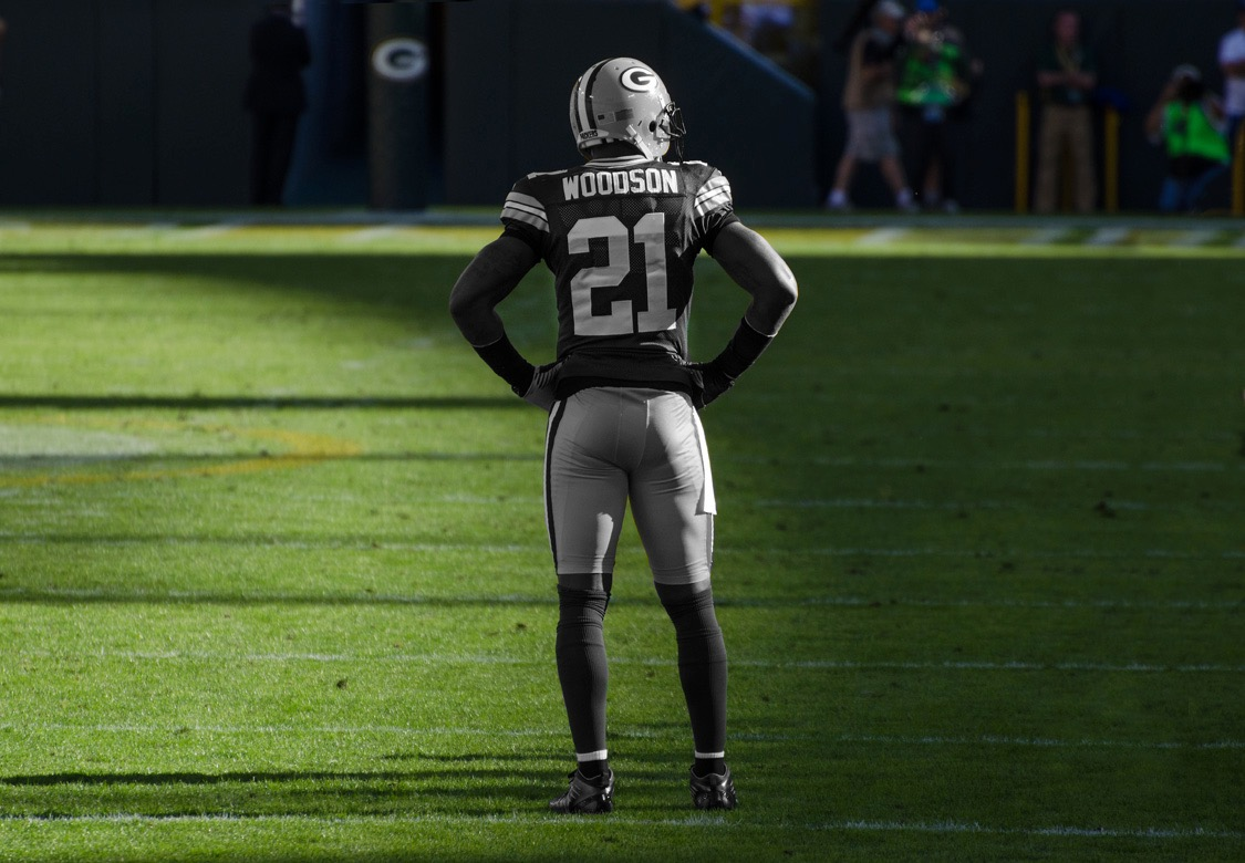 Charles Woodson Packers Contract