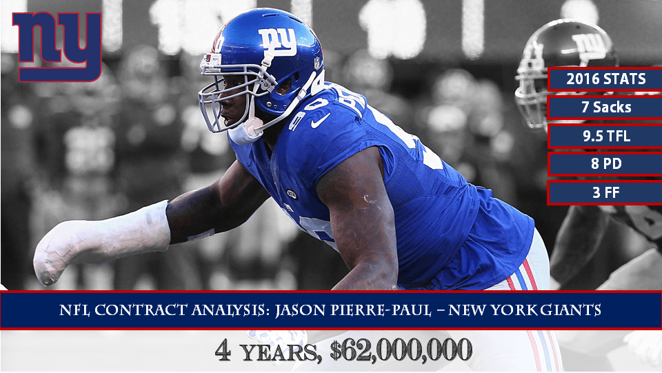 Jason Pierre-Paul Contract