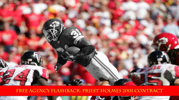 Priest Holmes Contract