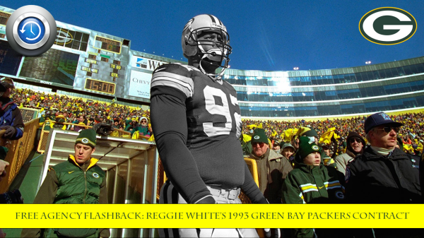 Reggie White Contract