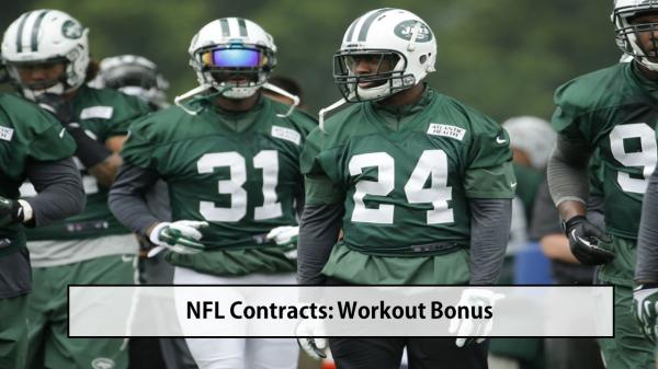 NFL Workout Bonus