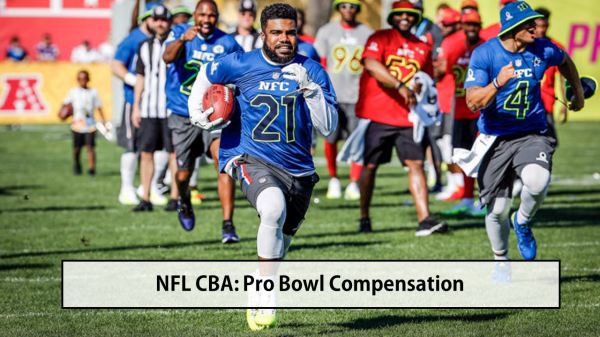 NFL Pro Bowl Compensation
