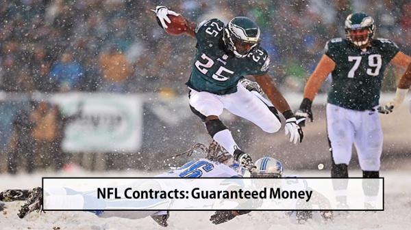 NFL Guaranteed Money