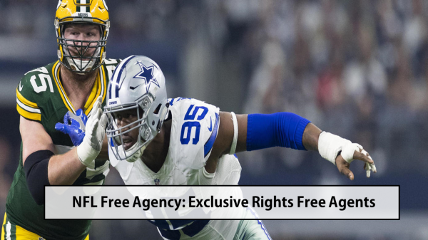 NFL Exclusive Rights Free Agent