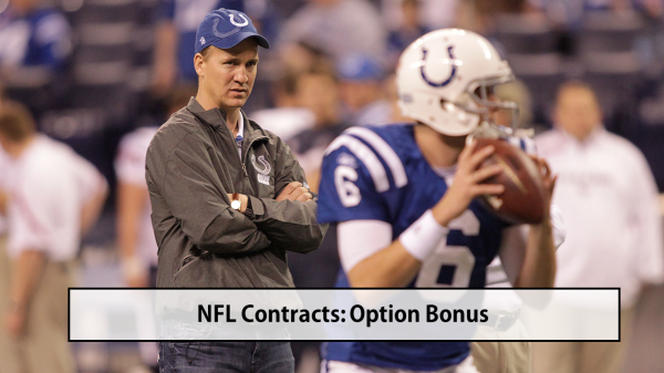 NFL Option Bonus