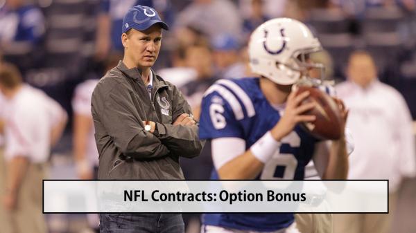NFL Option Bonus